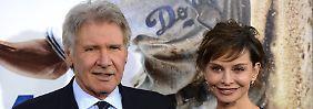"""""""Das Alter, ganz einfach!"""": Harrison Ford sieht Rollen schwinden"""