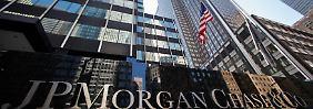 Hypothekenstreit-Deal mit der Justiz: JP Morgan zahlt Rekordbetrag für Einstellung von Verfahren