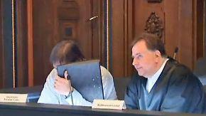 Tatverdächtiger schweigt: Mutmaßlicher Mörder von Lübecker Joggerin vor Gericht