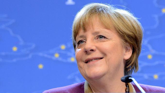 Zustimmung unter drei Bedingungen: Merkel wagt Vorstoß zur Abwicklung maroder Banken