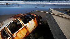 Radioaktiv verseuchtes Niemandsland: Gebrochenes Leben in Fukushima