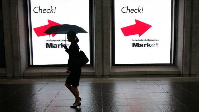 Die Preise steigen, für Japans Wirtschaft allerdings ein gutes Zeichen.
