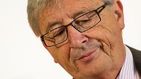 Jean-Claude Juncker: Geht er ganz nach Europa?