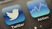 Es geht abwärts: Twitter-Aktie fällt unter Ausgabepreis
