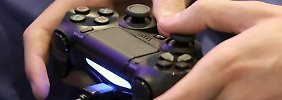 Die Playstation 4 kommt am 29. November in den Handel. Foto: Oliver Berg