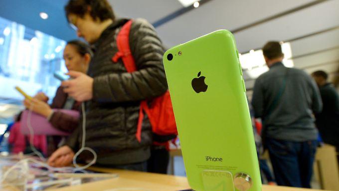 Trotz Rekordumsatz beim iPhone: Apple kann Gewinn erneut nicht steigern