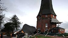 Orkan fegt über Nordwesteuropa: Viele Menschen sterben bei Herbststürmen