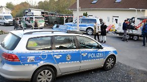 Vermisste Frau aus Königswinter: Polizei findet Leiche einbetoniert in Keller