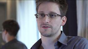 Geheimtreffen in Moskau: Snowden gibt Ströbele Brief für Merkel mit