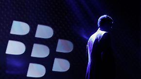 Kein Verkauf, dafür Chefwechsel: Blackberry ändert Strategie