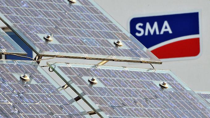 Schwarze Zahlen erst 2014: SMA Solar kassiert Prognose.