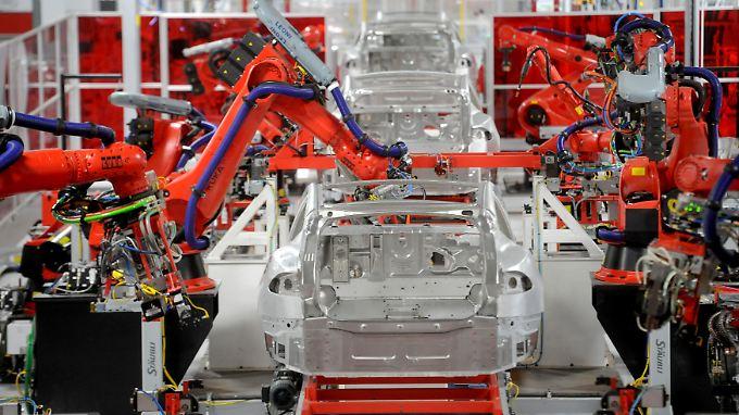 Gut ist nicht gut genug: Börse straft Elektroauto-Hersteller Tesla ab