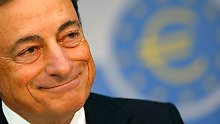 """""""Risk on"""" an der Wall Street: Überrascht Draghi die Dax-Anleger?"""