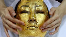 In Asien spielt die physische Goldnachfrage die Hauptrolle.