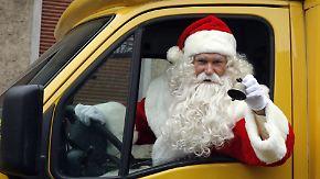 Versandhandel brummt: Post hofft auf Paket-Rekord zu Weihnachten