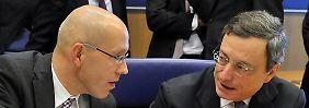 Es kann noch tiefer gehen: EZB hält weitere Zinssenkung für möglich