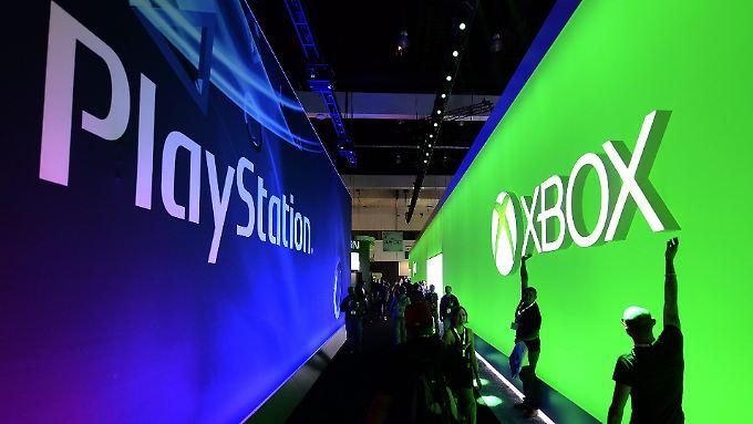 Beim Gamescom Award hat die Playstation 4 die XBox geschlagen.