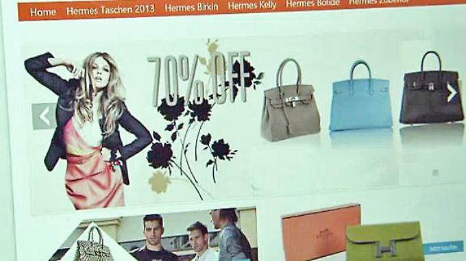 "n-tv Ratgeber: ""Fake-Shops"" zocken Online-Käufer ab"