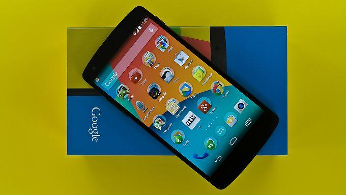 Das Nexus 5 ist sein Geld absolut wert.