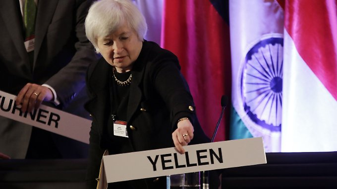 Janet Yellen ist auf Nominierungstour, der Auftritt vor dem US-Senat gehört dazu. Anfang kommenden Jahres wird es dann ernst.