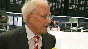 """Hennerkes im n-tv Interview: """"Ich halte dieses Gesetz für praxisfern"""""""