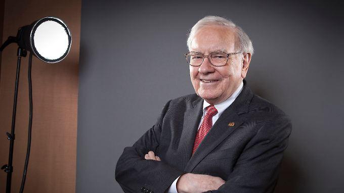 Warren Buffett denkt sich etwas bei seinen Investments: Nun hat er wieder zugeschlagen.