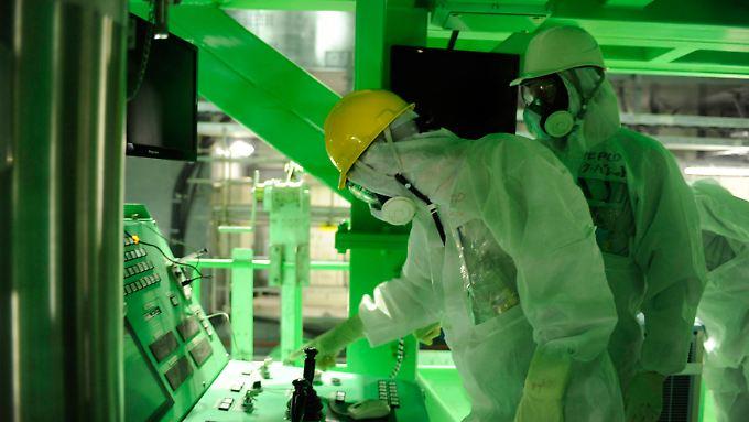 Die Folgekosten der Fukushima-Katastrophe sind überhaupt noch nicht abzusehen.