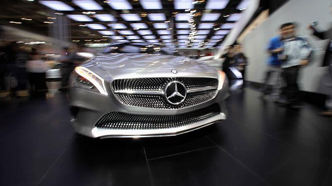 Daimler setzt auf China: Motorenwerk und Einstieg bei BAIC