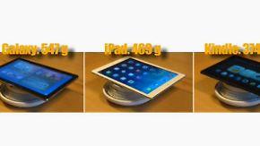Vorteile bietet jedes Gerät: Welches Tablet kann im Test überzeugen?