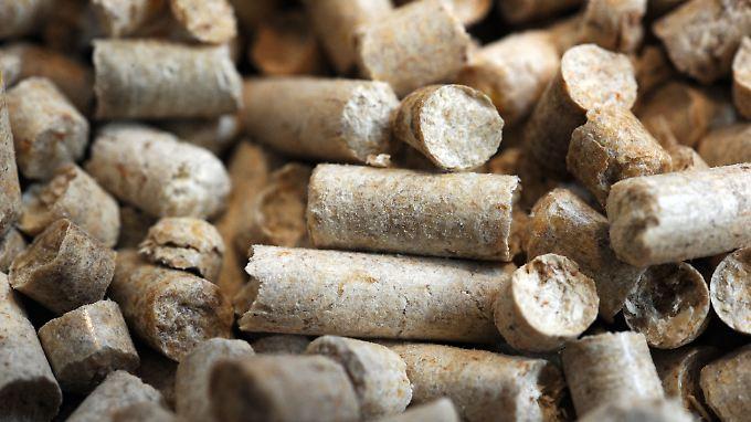 n-tv Ratgeber: Kraft aus dem Wald: Mit Pellets heizen