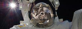 Außenposten im All: Die ISS wird 20 Jahre alt