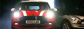 Änderungen stecken im Detail: BMW lässt den neuen Mini vorfahren