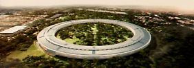 Cupertino gibt grünes Licht: Apple darf Ufo bauen