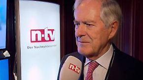 """Roland Berger im n-tv Interview: """"Frankreich macht mir am meisten Sorgen"""""""