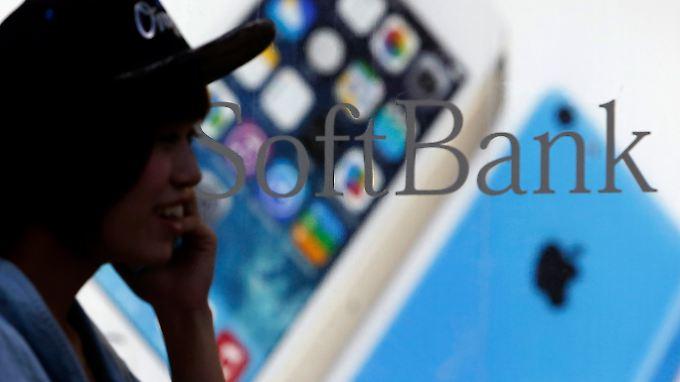 Softbank ist die Mutter des US-Unternehmens Sprint.