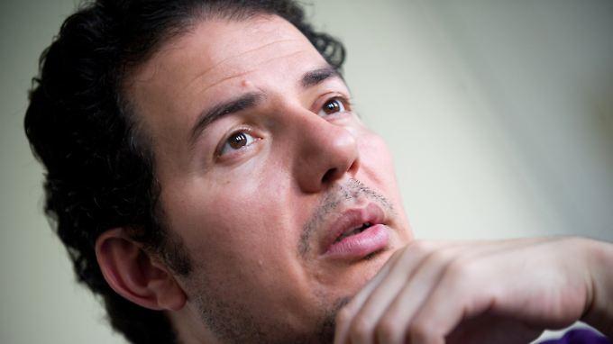 Hamed Abdel Samad wurde in Kairo entführt.