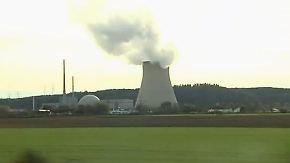 Wohlstand mit Koi-Karpfen: Bürger von Essenbach mögen ihr Atomkraftwerk