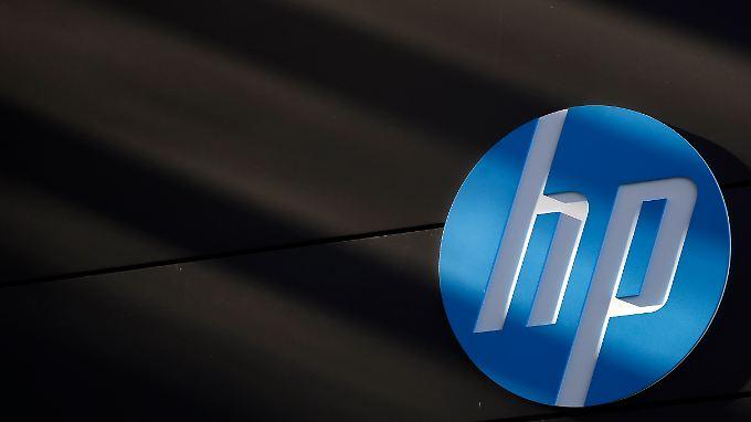 HP mit Gewinnplus, aber Umsatzrückgang