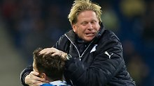Trainer am Rande des Nervenzusammenbruchs: Markus Gisdol.