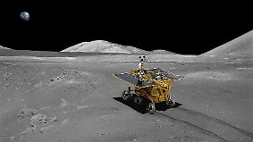 "China erobert den Mond: ""Chang'e 3"" hebt ab"