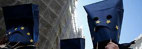 Korruption nagt an der Eurozone: Spanien rutscht am stärksten ab