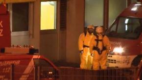 Chemie-Unfall in Esslingen: 27 Daimler-Mitarbeiter klagen über Atemwegsreizungen