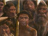 """Die Homininen aus der """"Knochenhöhle"""" Sima de los Huesos lebten vor ungefähr 400.000 Jahren während des Mittleren Pleistozäns."""