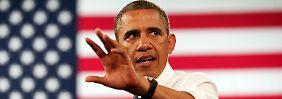 """""""Grundsätzliche Bedrohung des amerikanischen Traums"""": Obama fordert höheren US-Mindestlohn"""