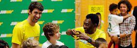 Angst vor schlechtem Karma bei WM-Auslosung: Pelé drückt sich um Losfee-Job herum
