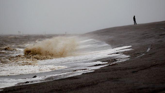 Was gibt es zu beachten?: Experten warnen vor schweren Orkanböen