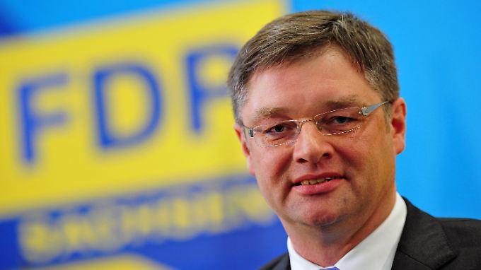 """""""Wir können jetzt 'FDP pur' machen"""", meint Zastrow."""