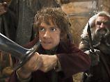 """Kein Film, sie zu knechten: """"Der Hobbit"""" sticht endlich zu"""