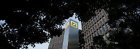 Japans Finanzaufsicht geht hart mit der Deutschen Bank ins Gericht.