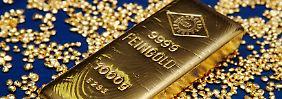 Ende eines trüben Jahres: Gold und Silber wollen 2014 glänzen